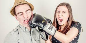 sortir gagnant d'une dispute
