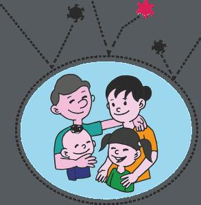Que doit faire papa après l'accouchement