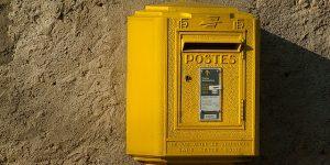 Combien de temps pour recevoir une lettre