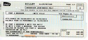 remboursement d'un billet SNCF