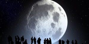 Combien de temps pour aller sur la lune